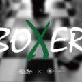 """MaxFritz×""""白黒""""コラボイベント「BOXER」"""